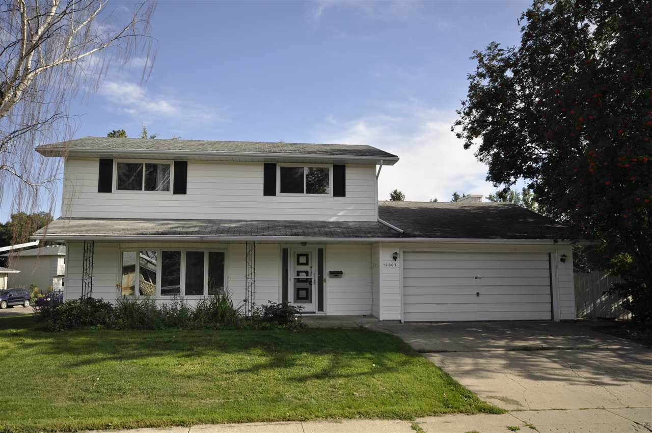 12003 41 Avenue NW, 4 bed, 2.1 bath, at $547,000