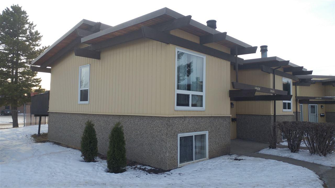 14604 118 Street, 2 bed, 1 bath, at $144,900
