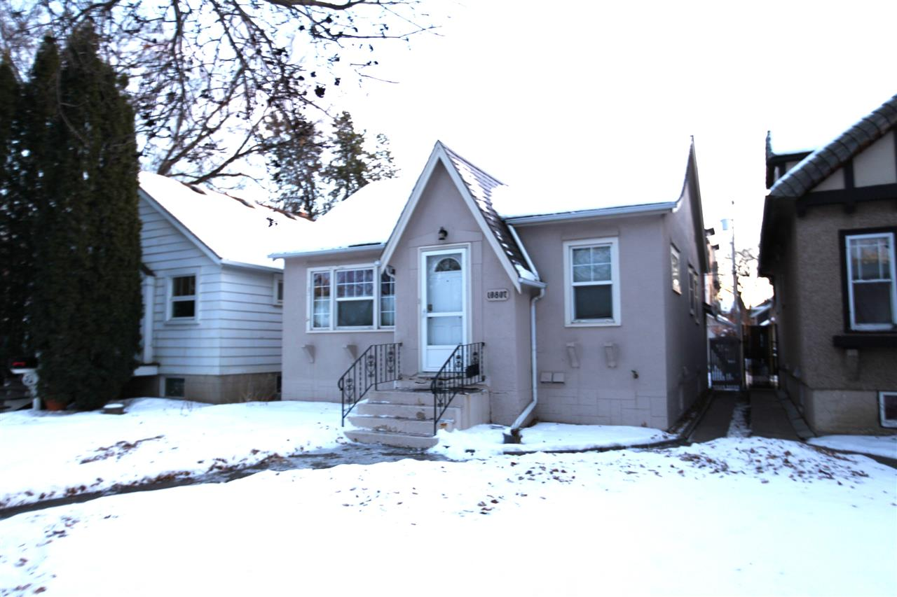 10807 84 Avenue NW, 5 bed, 1.1 bath, at $499,000