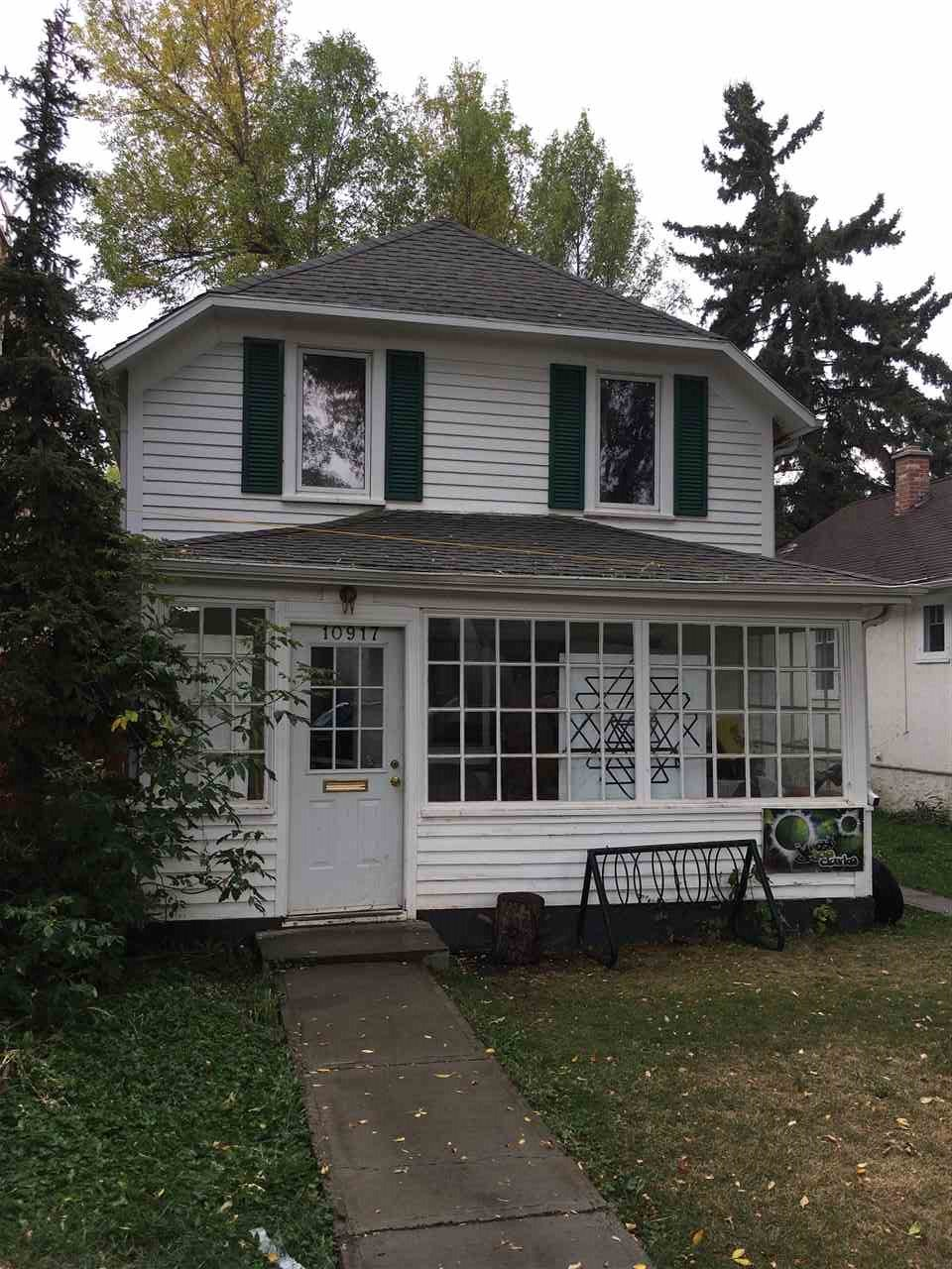 10917 80 Avenue NW, 3 bed, 1 bath, at $479,900