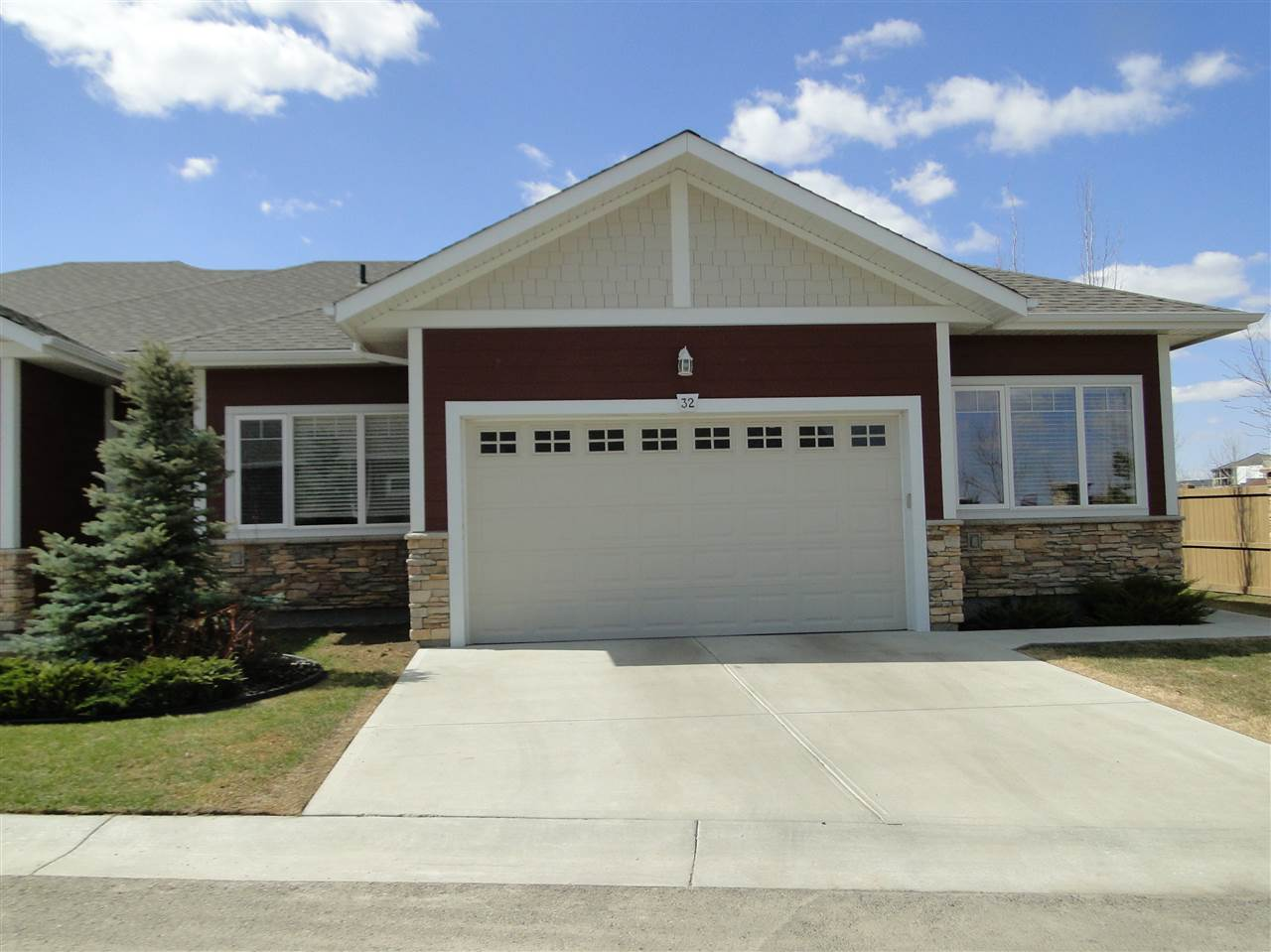 #32 175 MCCONACHIE Drive NW, 3 bed, 3 bath, at $408,000
