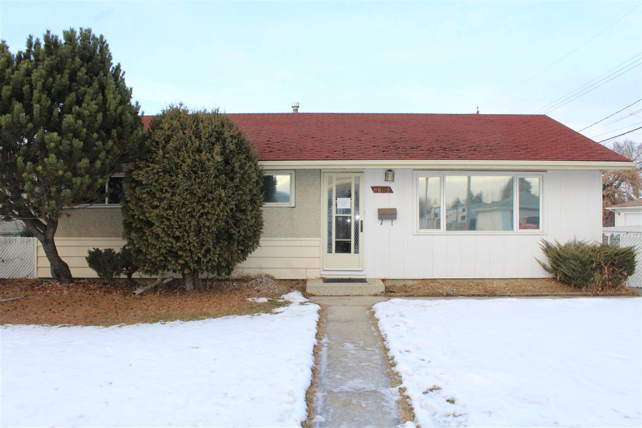 8608 130 Avenue NW, 3 bed, 1 bath, at $245,000
