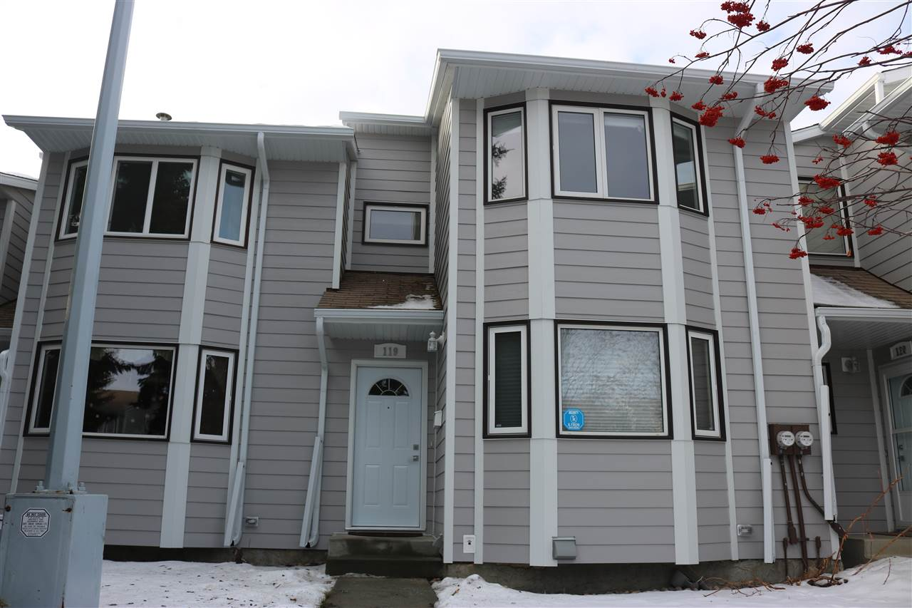 119 10787 31 Avenue NW, 3 bed, 1.1 bath, at $224,800