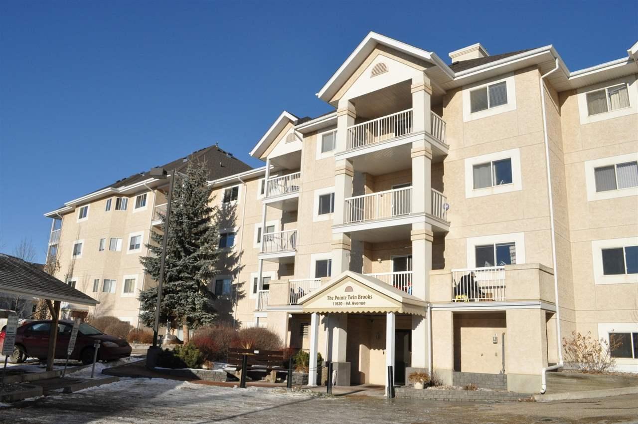 304 11620 9A Avenue, 2 bed, 2 bath, at $193,800