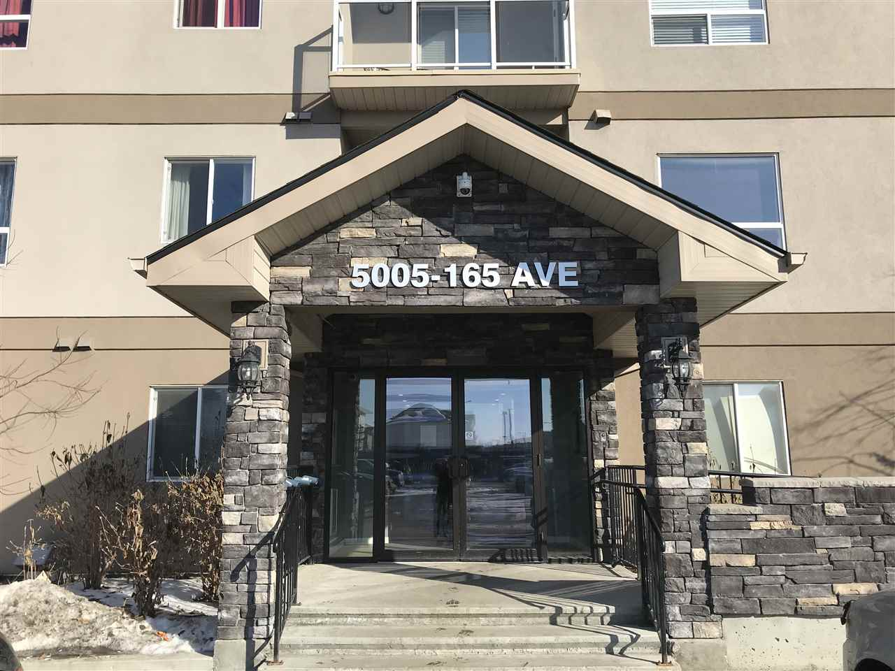 402 5005 165 Avenue NW, 2 bed, 2 bath, at $169,900