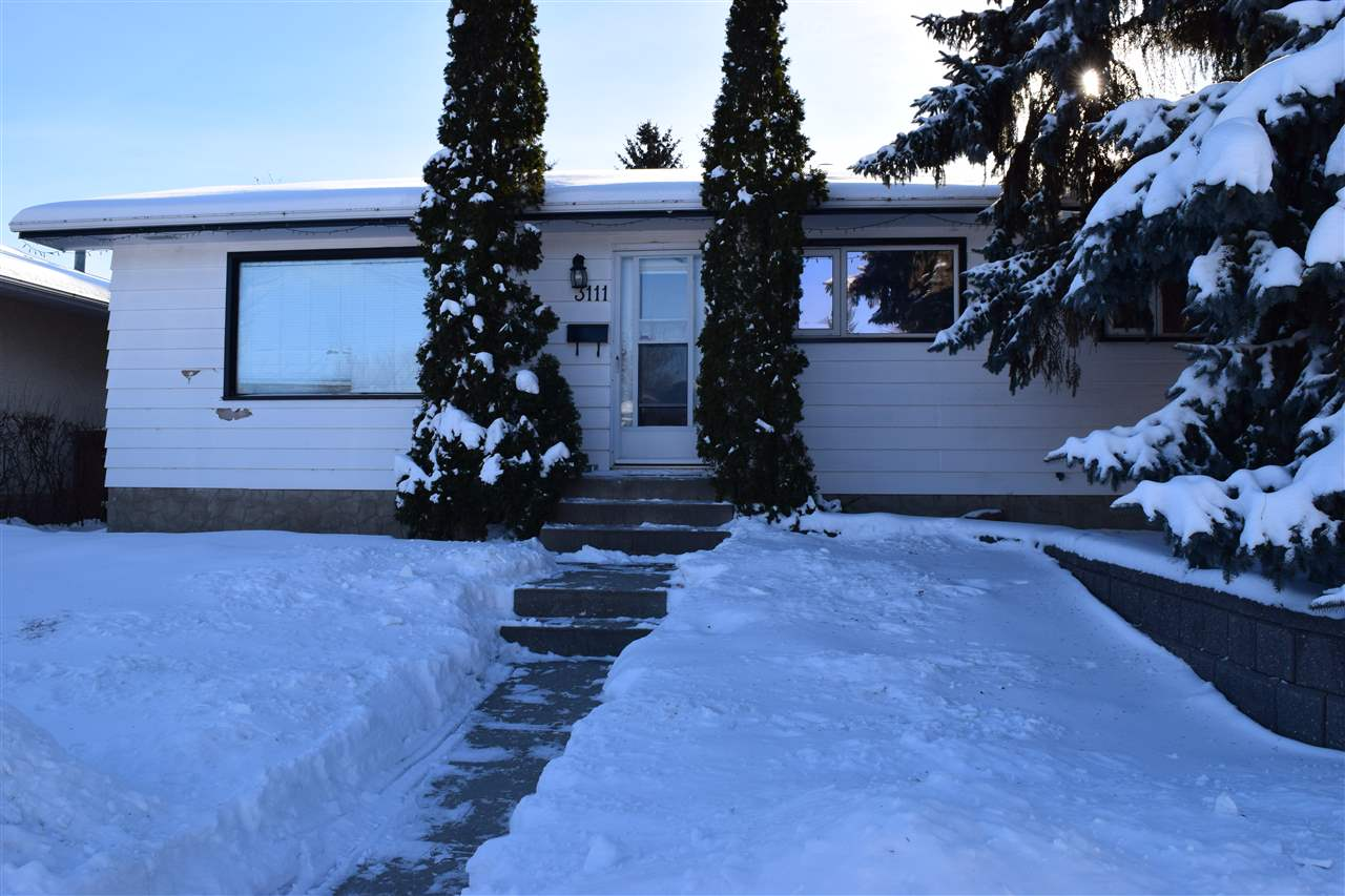 3111 106 Avenue NW, 5 bed, 2 bath, at $325,000