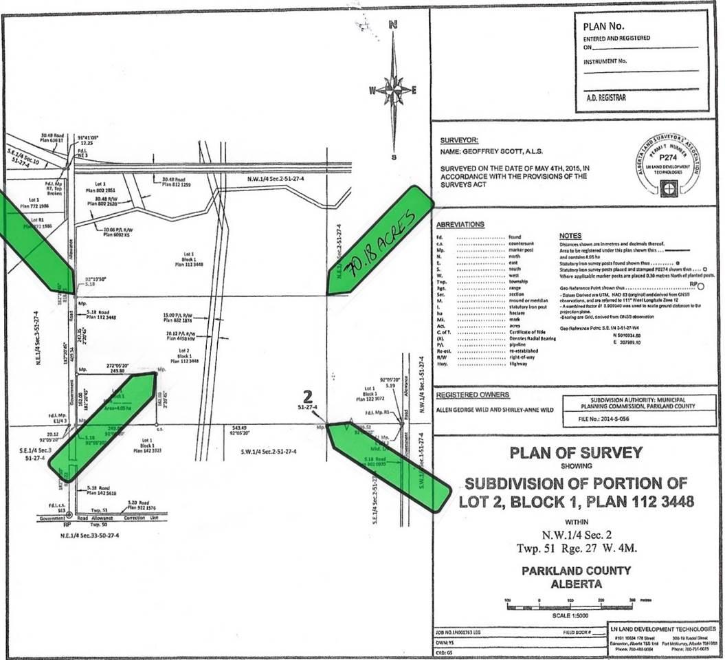 51021 RGE RD 272 Road, at $444,500