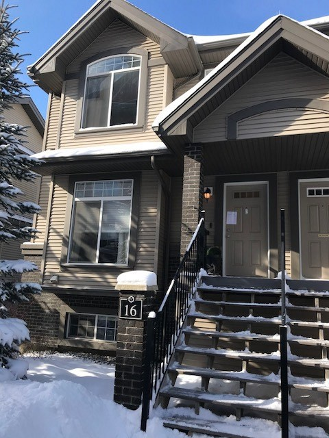 16 4755 Terwillegar Common NW, 2 bed, 2.1 bath, at $319,900