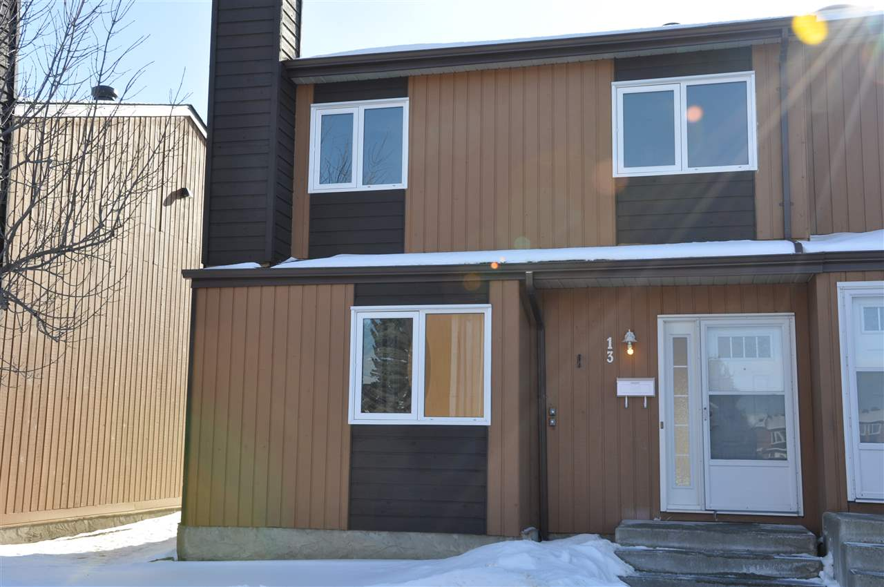 13 3115 119 Street NW, 4 bed, 2.1 bath, at $269,900