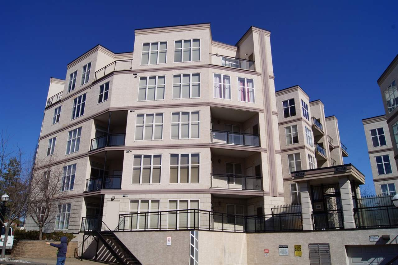 208 4835 104A Street NW, 1 bed, 1 bath, at $197,000