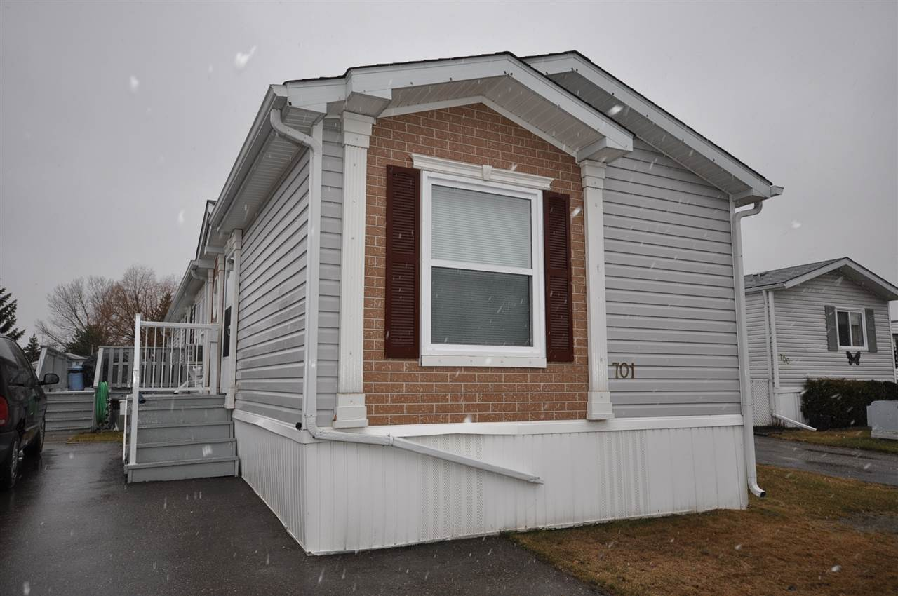 701 Evergreen Mobile Park, 3 bed, 2 bath, at $85,000