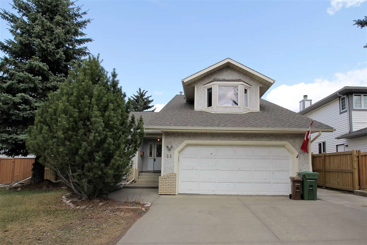 55 PARKWOOD Drive, 5 bed, 3.1 bath, at $469,900