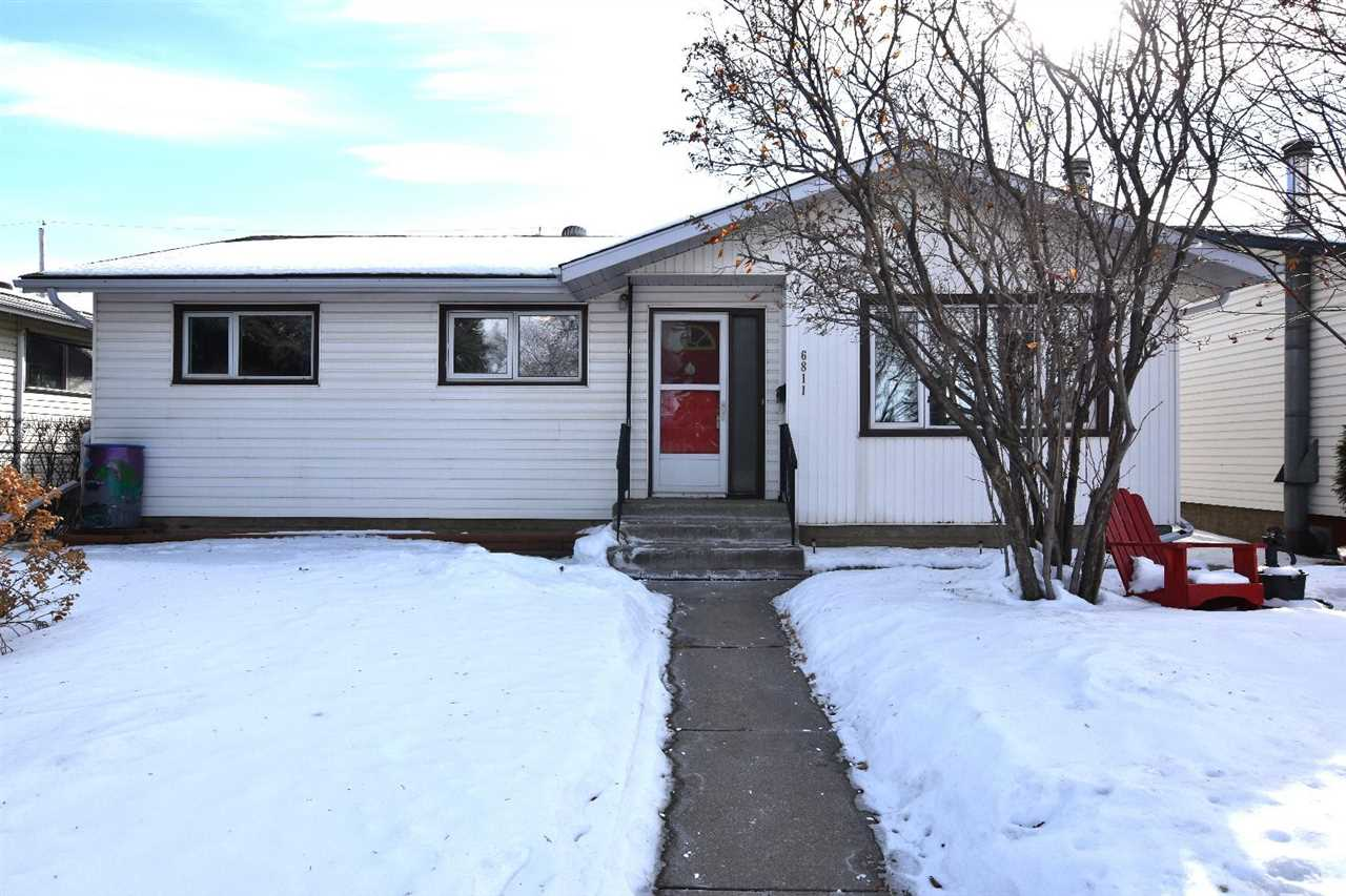 6811 90 Avenue NW, 5 bed, 1 bath, at $369,900