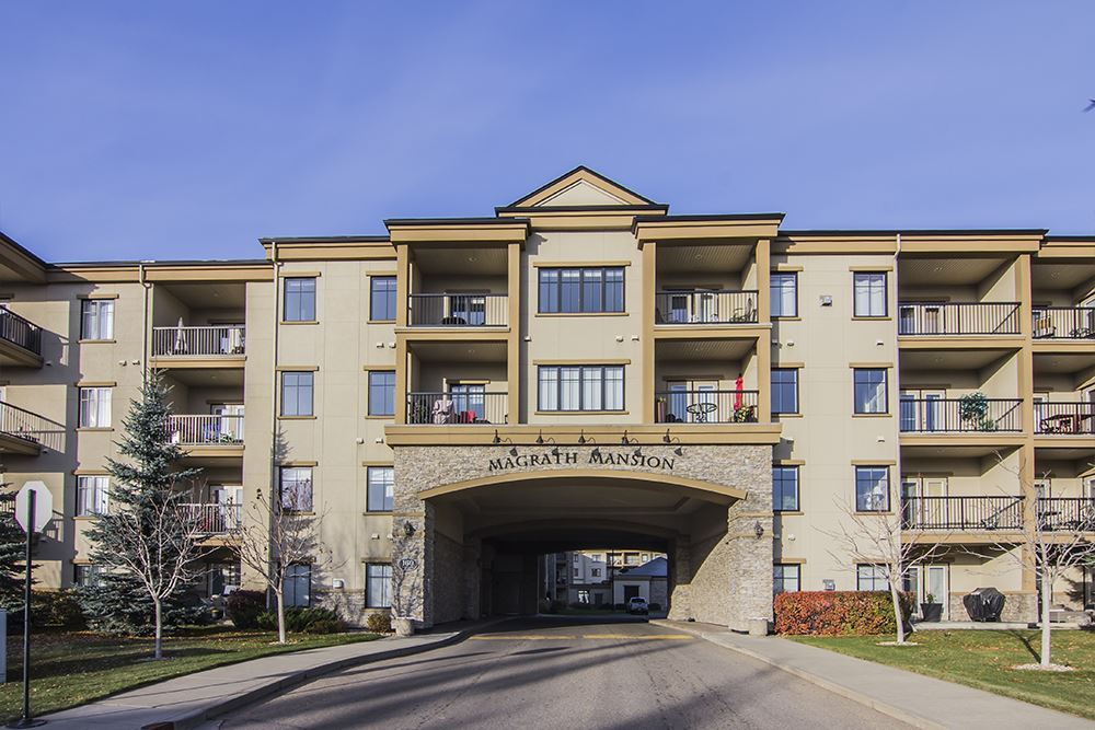 220 160 MAGRATH Road NW, 2 bed, 2 bath, at $349,900