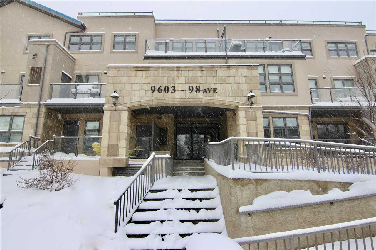 105 9603 98 Avenue, 2 bed, 2.1 bath, at $379,900