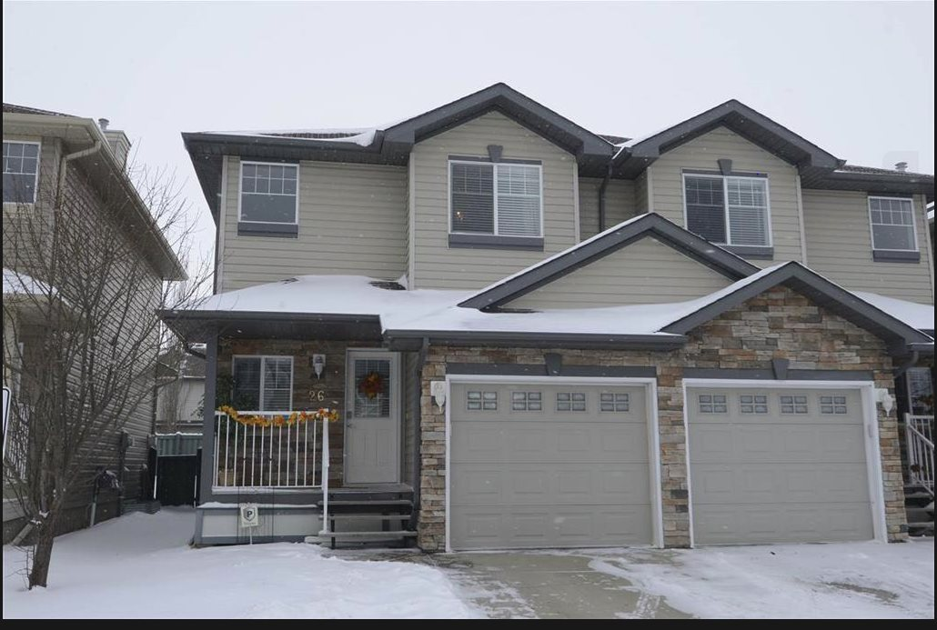 26 12104 16 Avenue SW, 3 bed, 1.1 bath, at $314,800