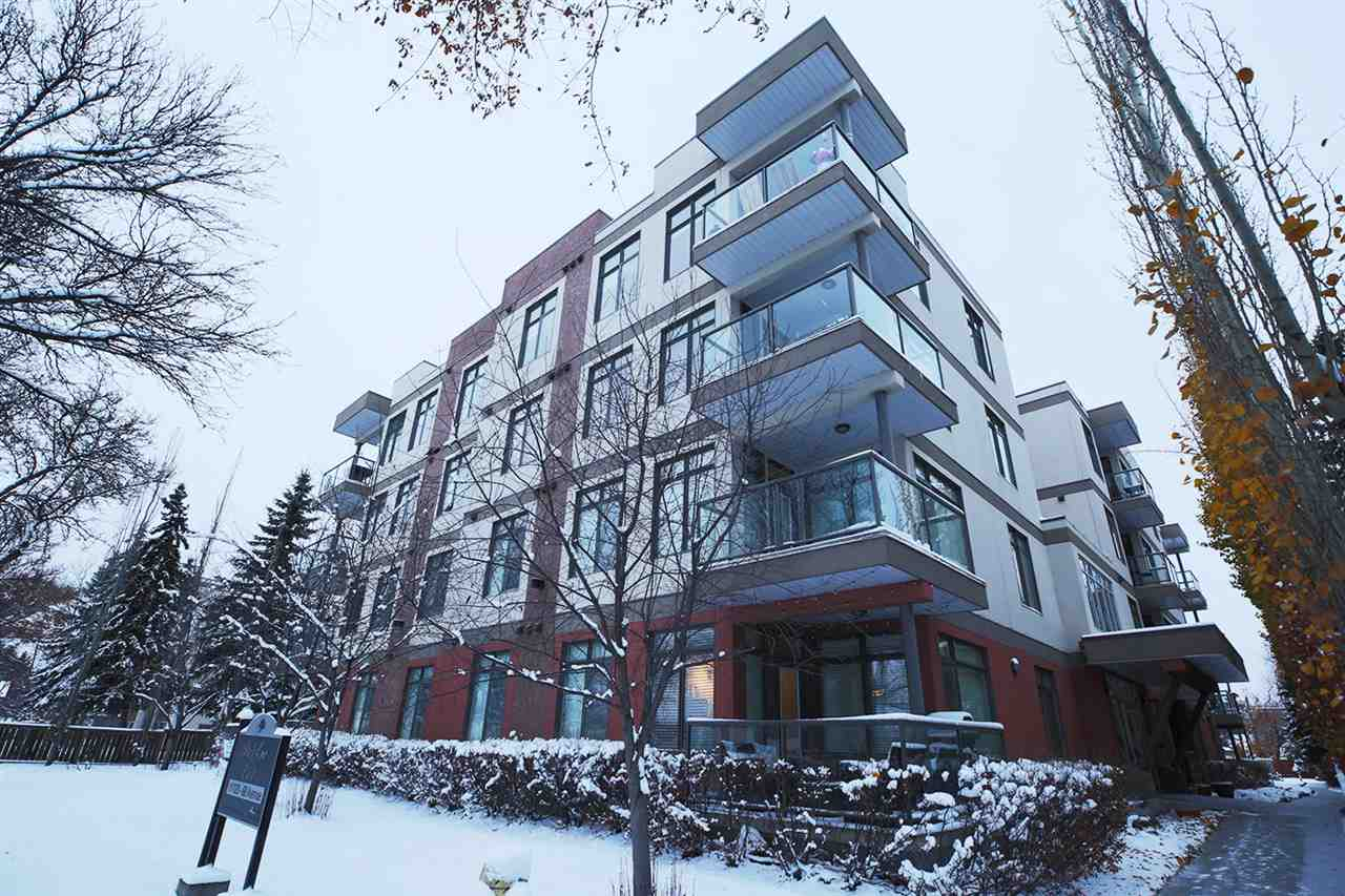 402 11120 68 Avenue NW, 2 bed, 2 bath, at $417,400