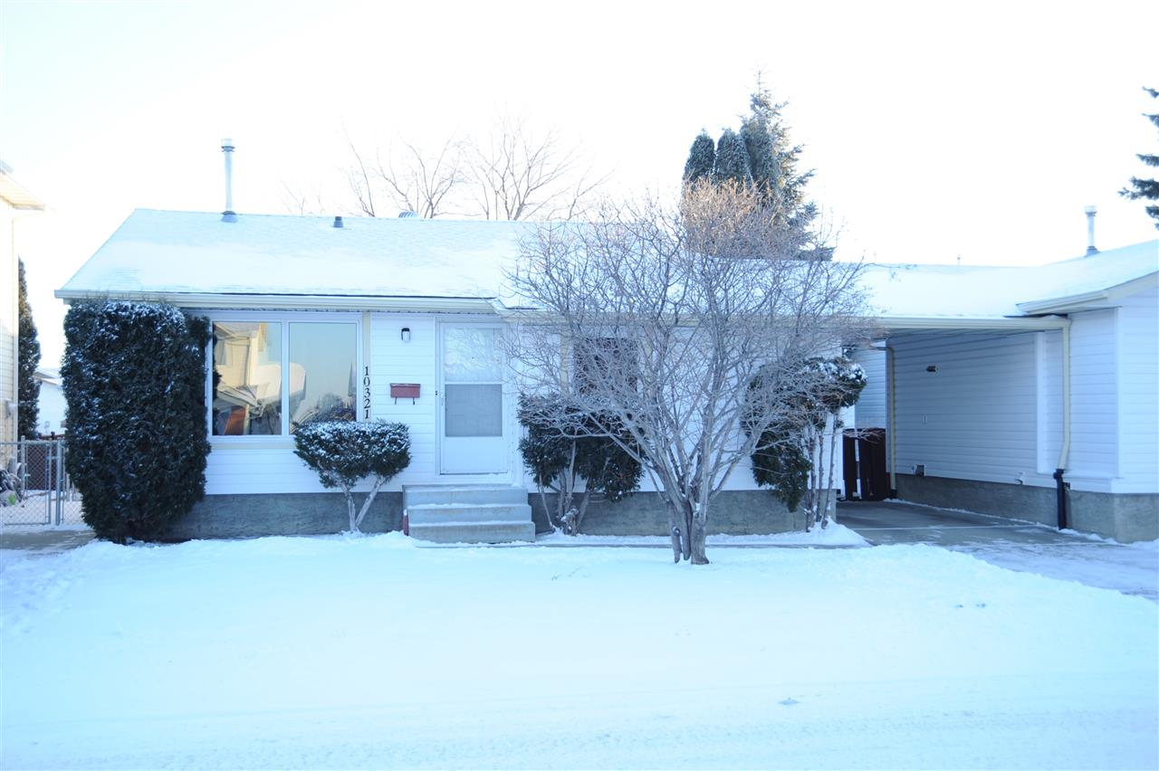 10321 172 Avenue, 3 bed, 1 bath, at $214,900