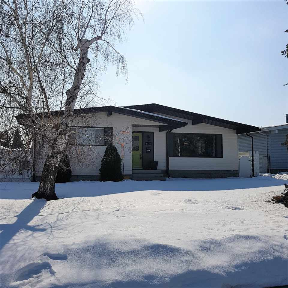 8419 139 Avenue NW, 5 bed, 2.1 bath, at $339,900