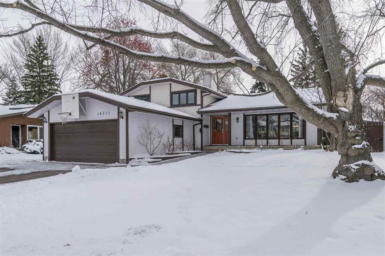 14711 59 Avenue NW, 6 bed, 2.1 bath, at $539,900