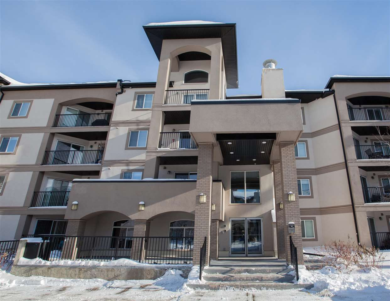 107 13005 140 Avenue NW, 2 bed, 2 bath, at $204,900