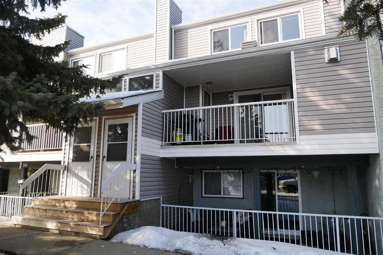 206 10404 24 Avenue NW, 2 bed, 1 bath, at $169,000