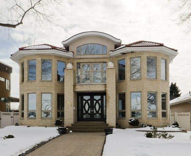 8771 strathearn Crescent NW, 5 bed, 7.1 bath, at $2,300,000