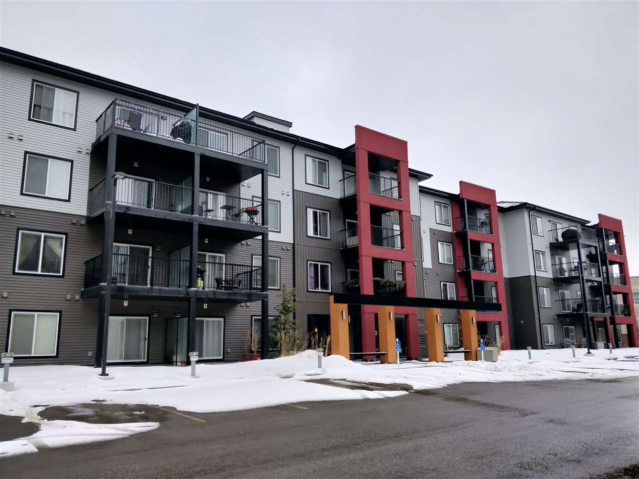 102 340 WINDERMERE Road NW, 2 bed, 2 bath, at $213,000