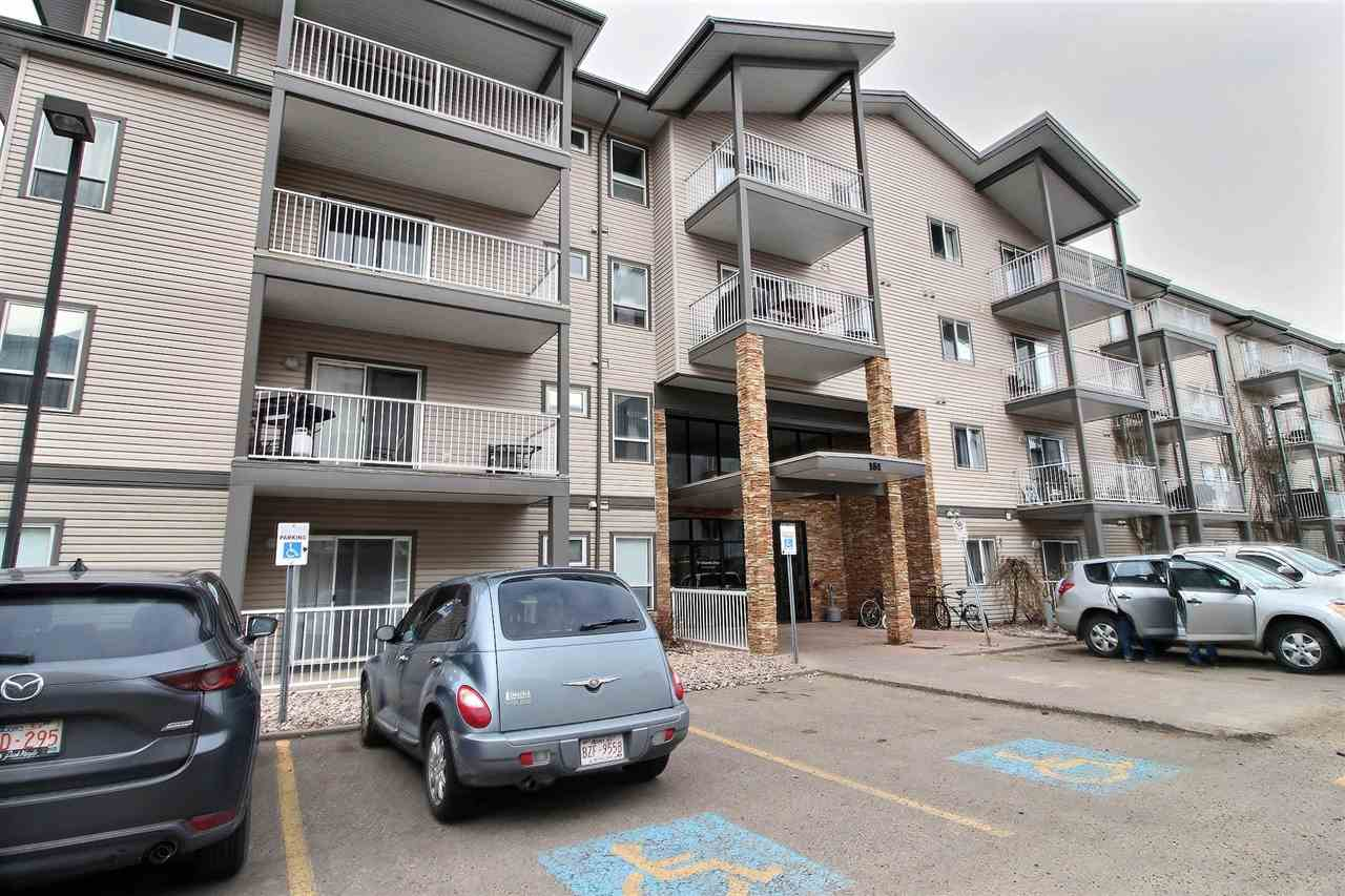 303 151 EDWARDS Drive SW, 1 bed, 1 bath, at $154,900