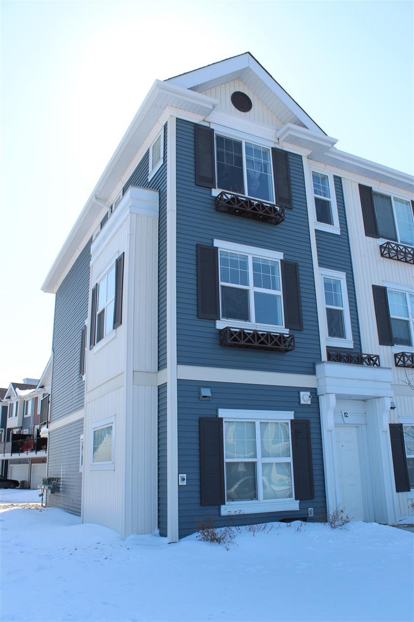 #12 8315 180 Avenue NW, 2 bed, 2 bath, at $274,900