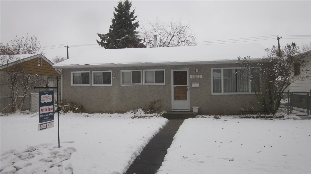 13016 123A Street NW, 3 bed, 1 bath, at $248,900