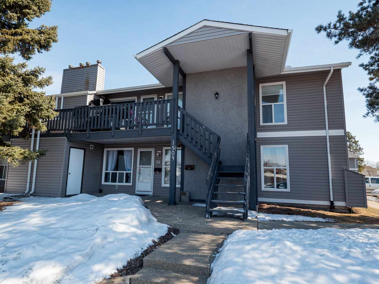 64 1503 Mill Woods Road, 3 bed, 1 bath, at $168,800