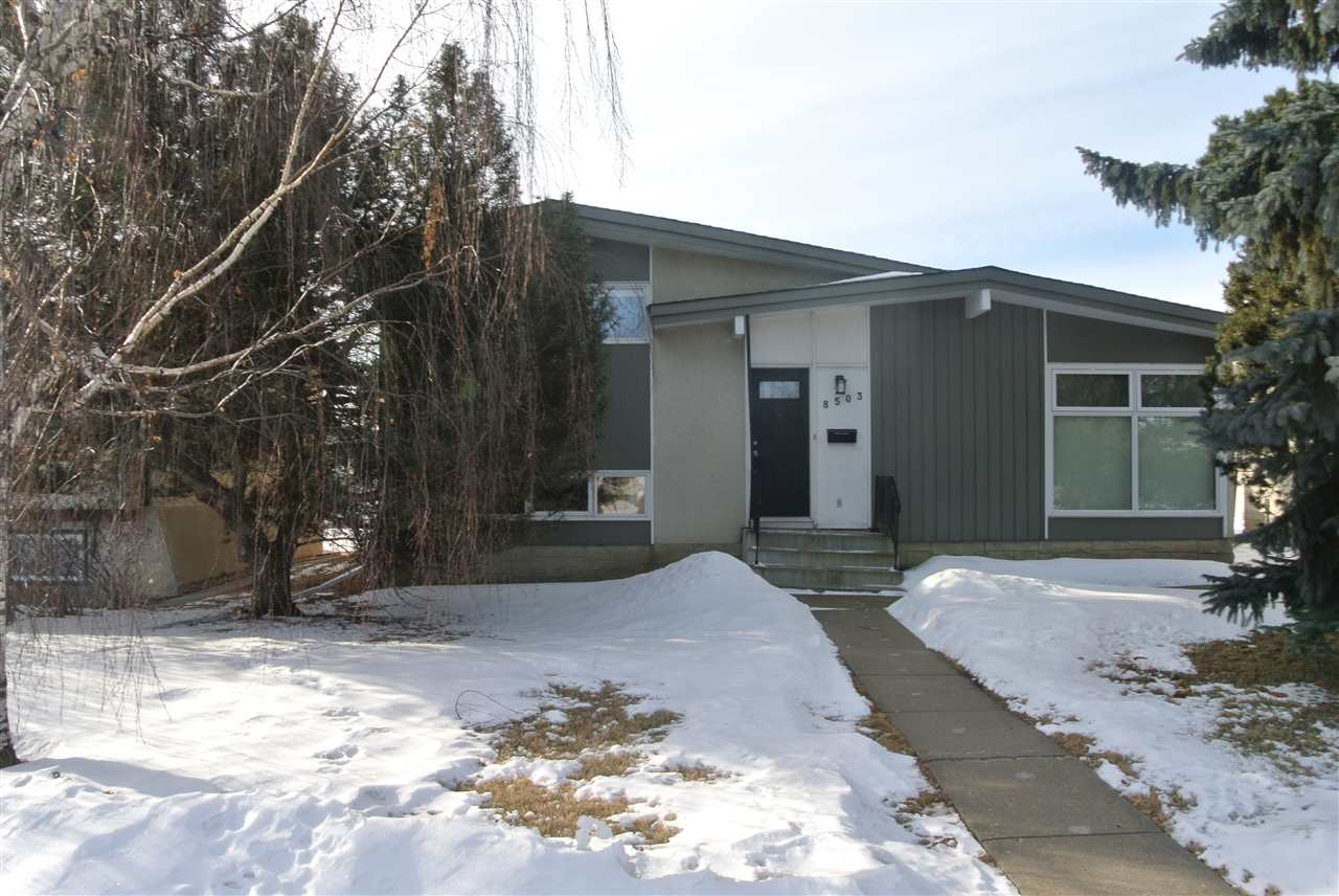 8503 138 Avenue NW, 4 bed, 2 bath, at $375,000