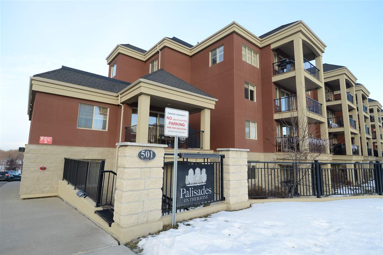212 501 PALISADES Way, 1 bed, 1 bath, at $209,000