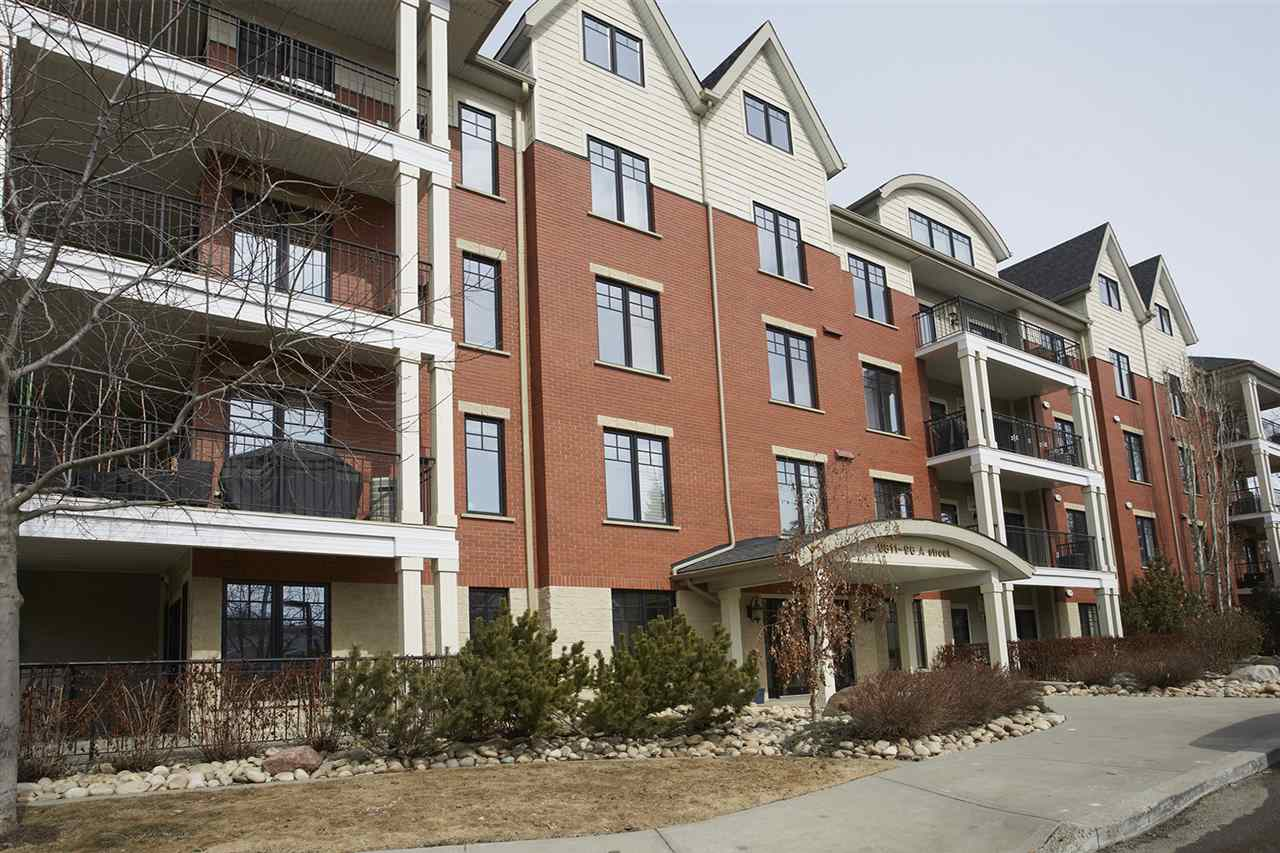 402 9811 96A Street NW, 1 bed, 1.1 bath, at $342,500