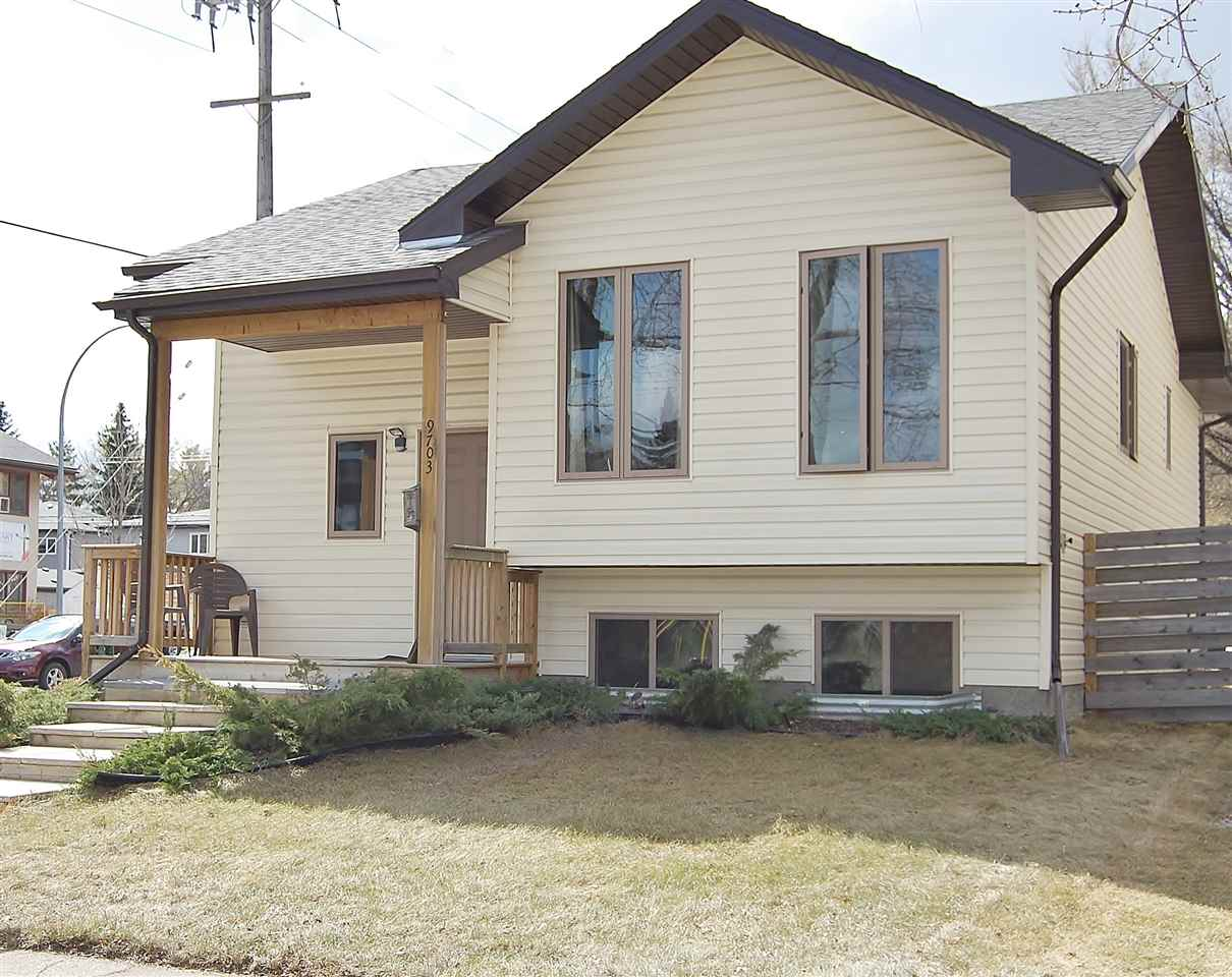9703 73 Avenue NW, 2 bed, 1 bath, at $489,900