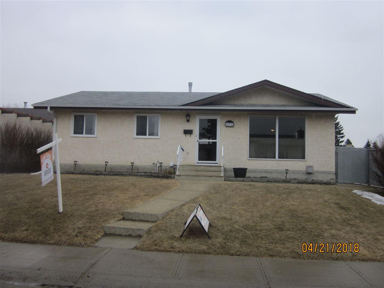 14715 117 Street NW, 5 bed, 2.1 bath, at $374,900