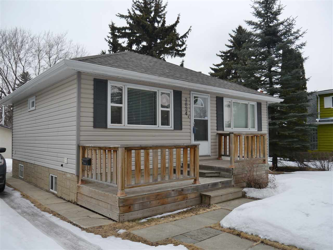 3834 112 Avenue NW, 3 bed, 2 bath, at $269,900