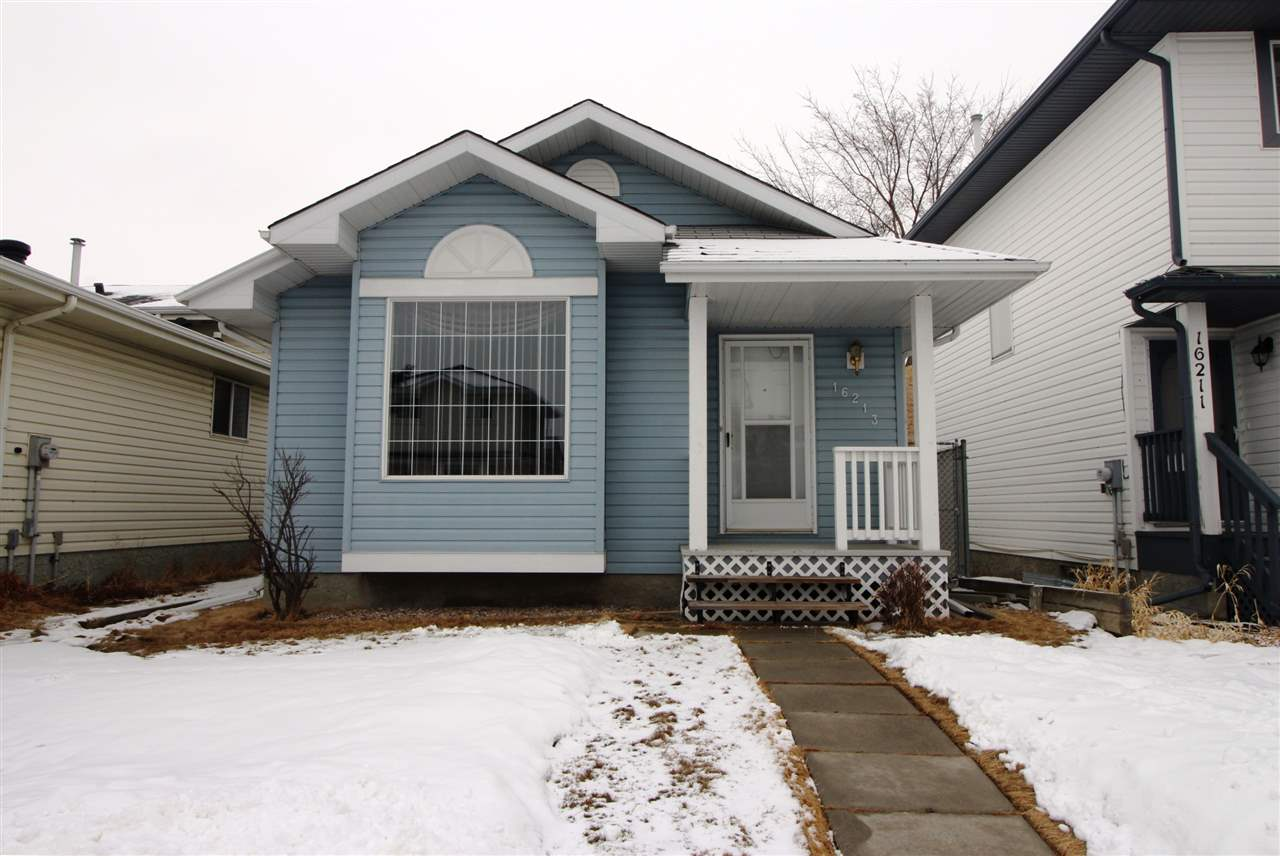 16213 55A Street NW, 3 bed, 1 bath, at $299,900