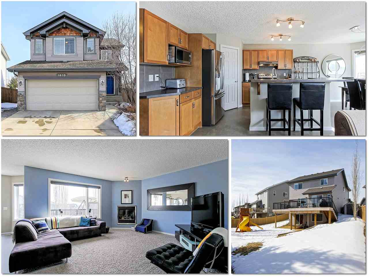 1635 HODGSON Court NW, 3 bed, 3.1 bath, at $568,800