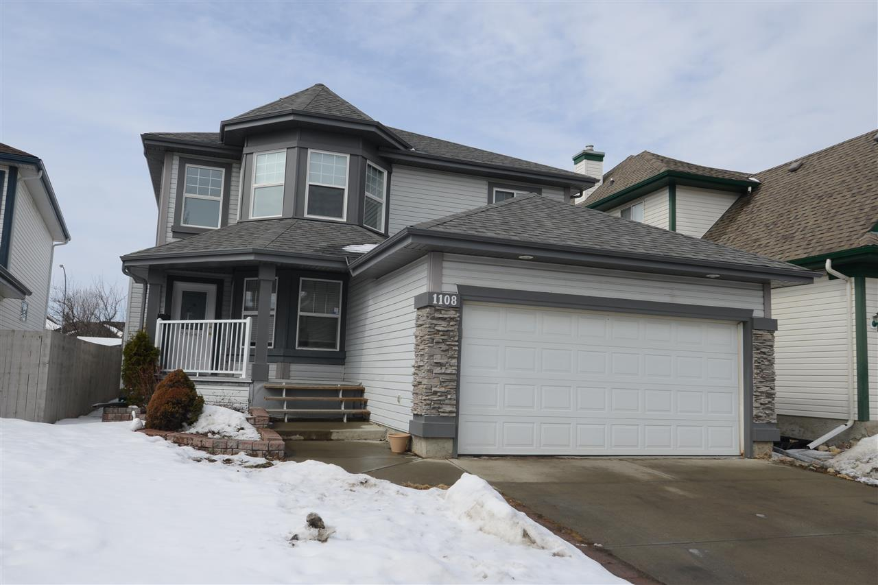 1108 118A Street NW, 4 bed, 3.1 bath, at $499,500