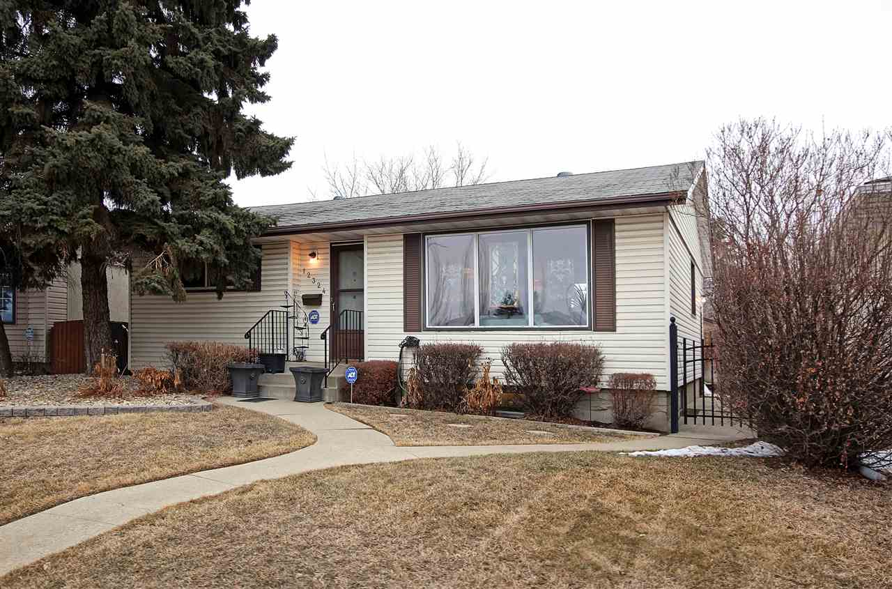 12324 135 Avenue NW, 4 bed, 2 bath, at $289,900