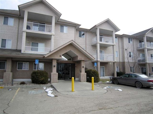 201 16221 95 Street NW, 2 bed, 2 bath, at $177,900