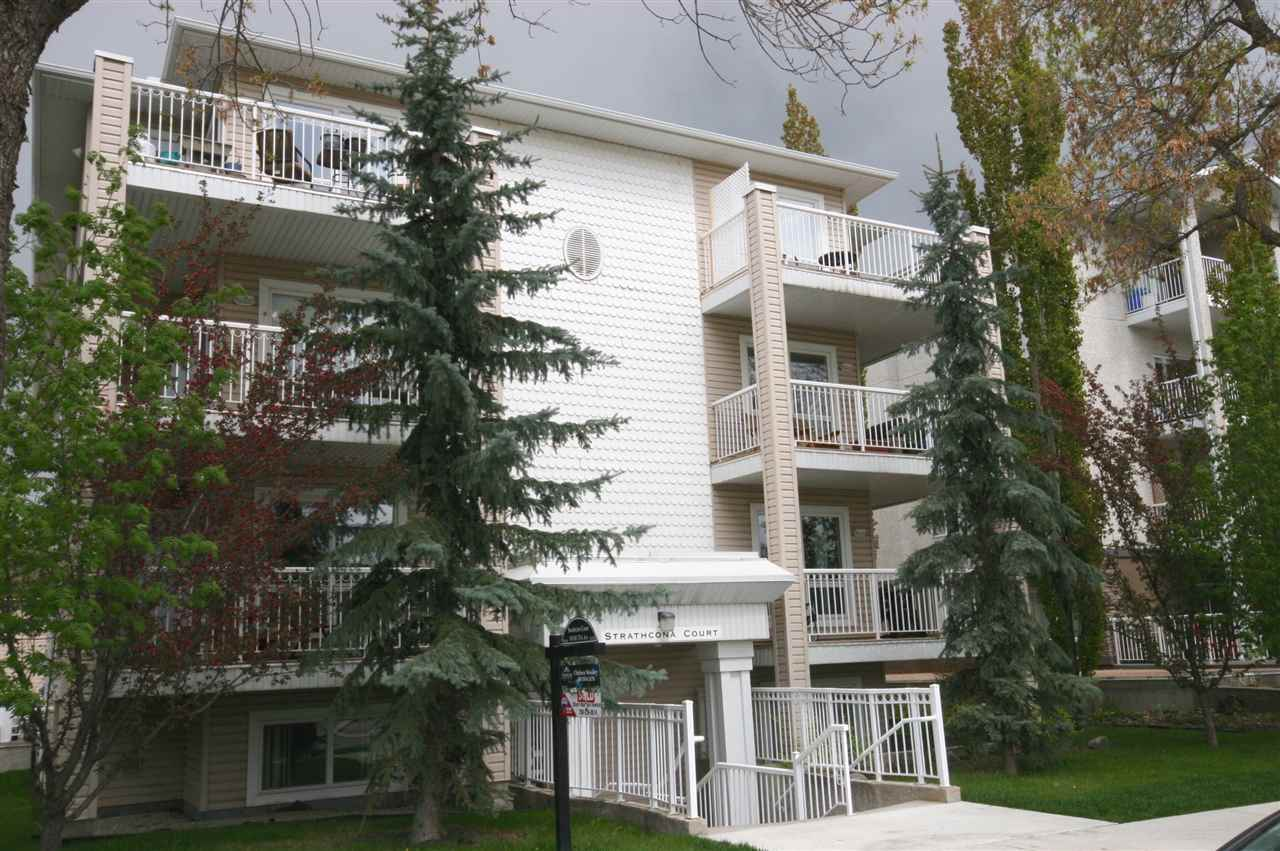 401 10528 77 Avenue NW, 2 bed, 2 bath, at $277,000