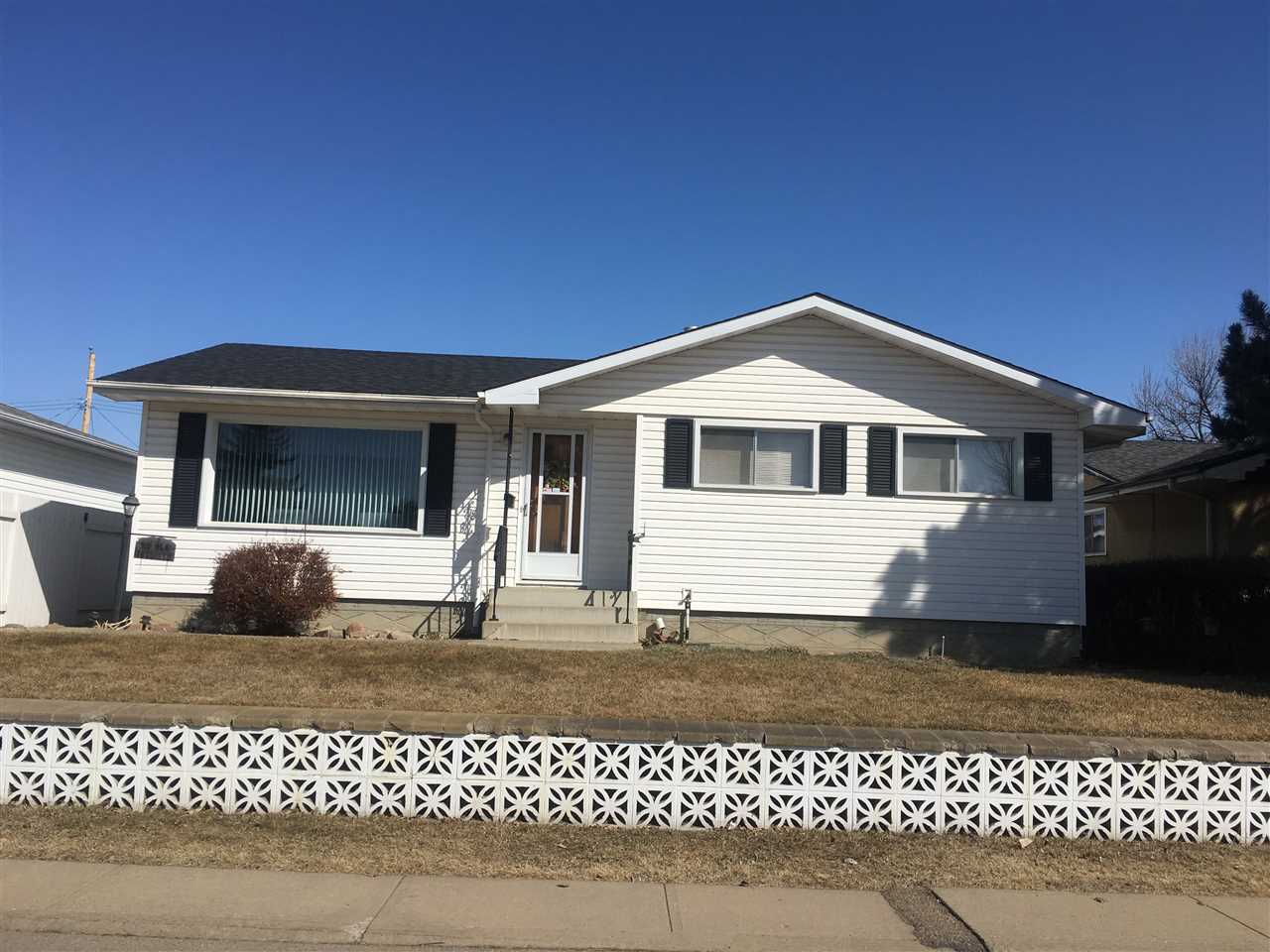7808 132 Avenue NW, 4 bed, 2 bath, at $335,000
