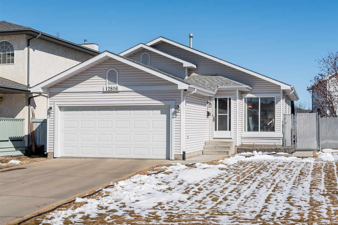 12816 146 Avenue NW, 3 bed, 2 bath, at $350,000