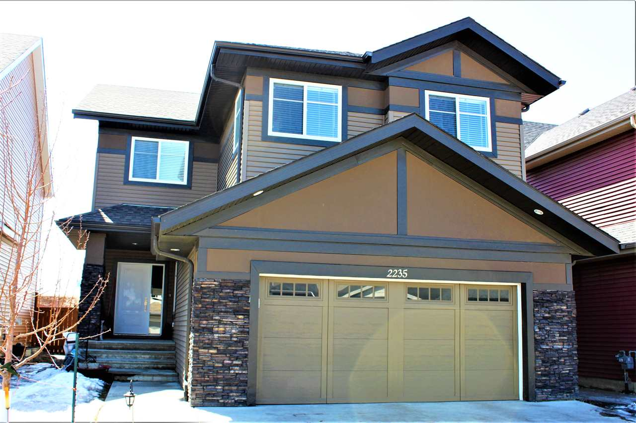 2235 Cameron Ravine Court NW, 4 bed, 2.1 bath, at $549,000