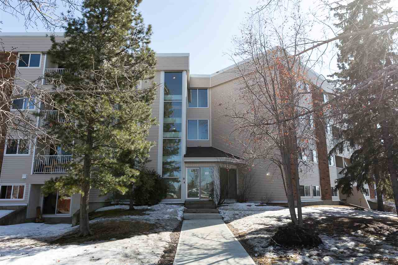 77 11255 31 Avenue NW, 2 bed, 1 bath, at $110,000