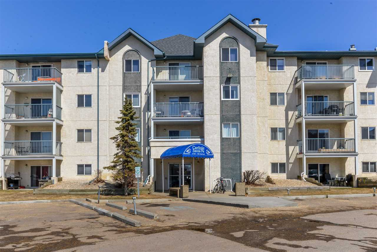 328 6720 158 Avenue NW, 2 bed, 2 bath, at $175,000