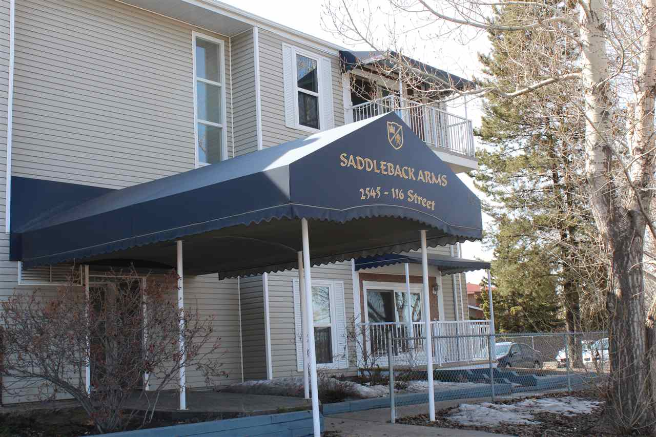210 2545 116 Street NW, 3 bed, 2 bath, at $174,900